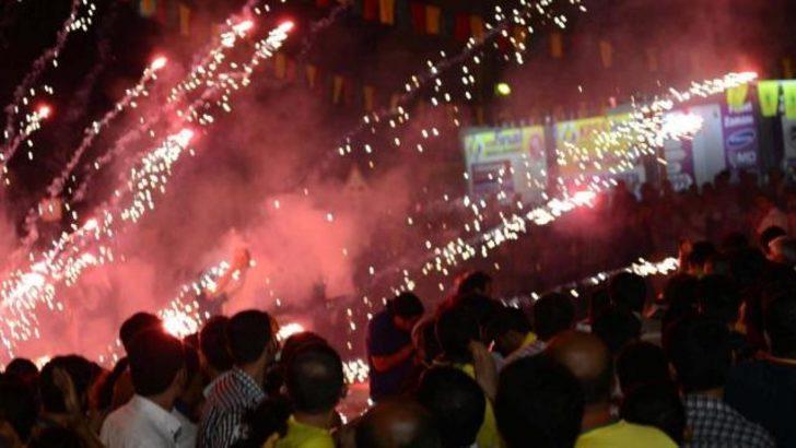 BDP, PKK'nın ilk silahlı eylemini kutladı