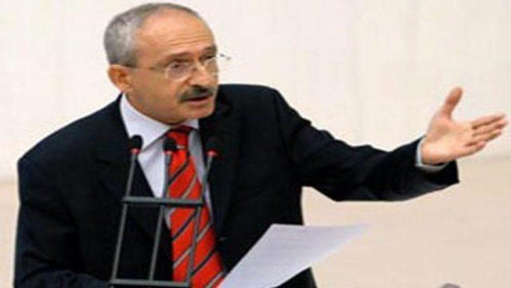Kılıçdaroğlu, Bozdağ'a yapılan şiddeti kınadı