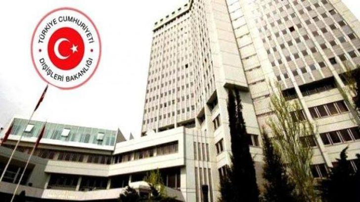 Türkiye, Lübnan'daki saldırıyı kınadı!
