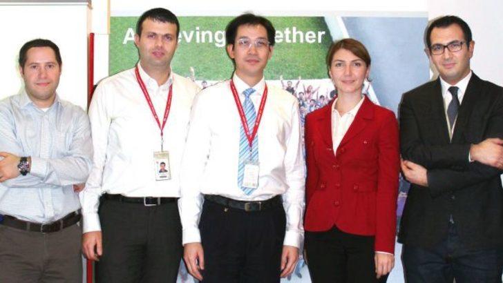 Huawei, Türkiye'de geliştirip dünyaya satıyor