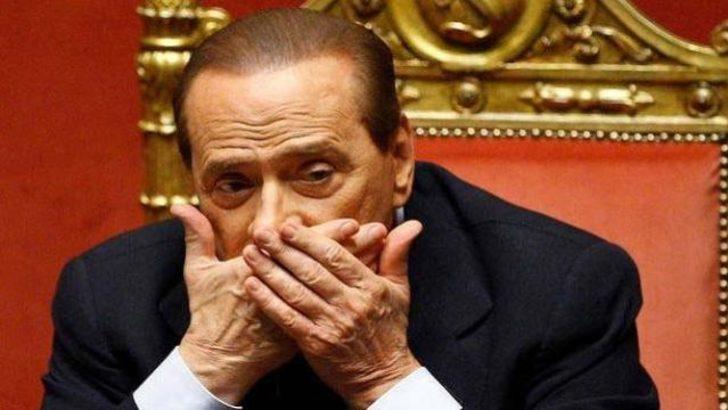 Berlusconi'ye kötü haber!