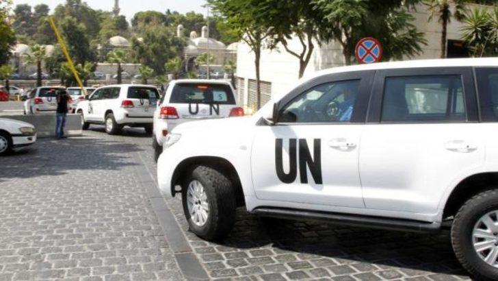 Suriye krizi: BM denetçileri incelemeyi sürdürüyor