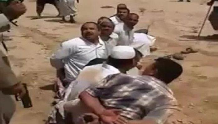 IŞİD'ten kan donduran yeni infaz görüntüleri