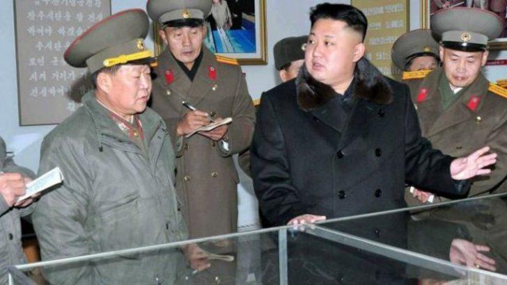 Kuzey Kore, bu kez ABDyi vurdu