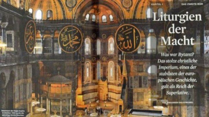 İstanbul'u anlatan Alman dergisi yok satıyor