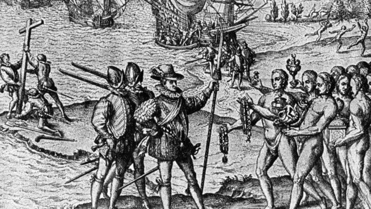 'Kristof Kolomb'un gemisi bulundu'