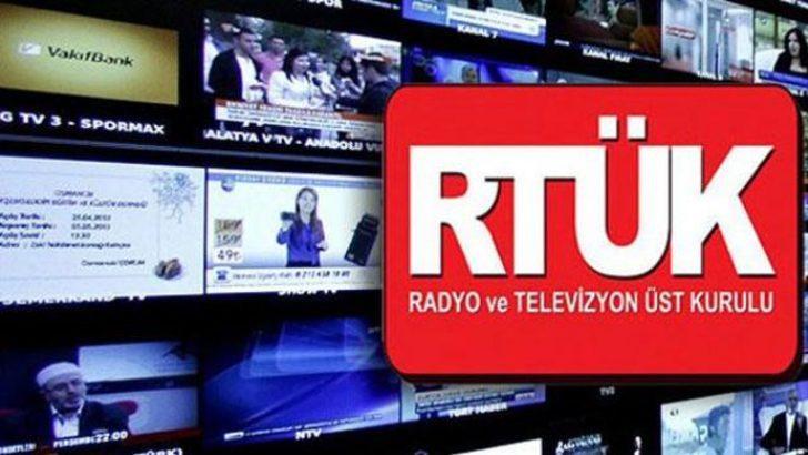 RTÜK'ten 'Küfürü tahmin etmeliydin' cezası