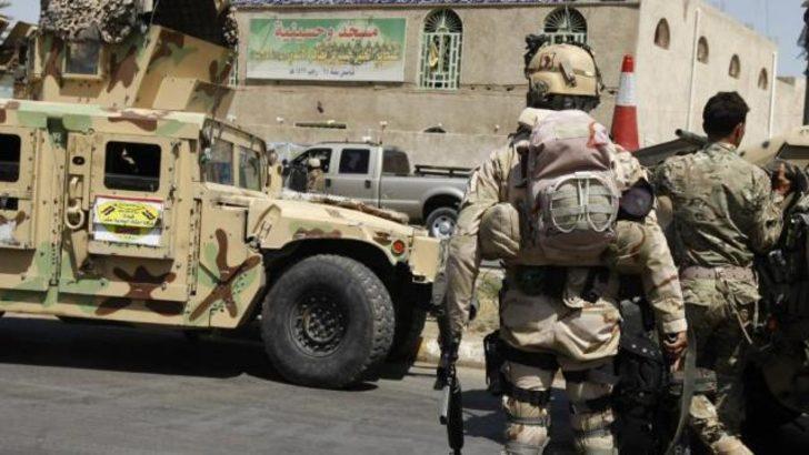 Irak: ABD saldırıları kınadı