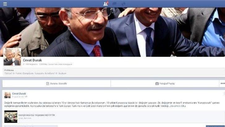 Karşıyaka'nın klibi Facebook'u salladı