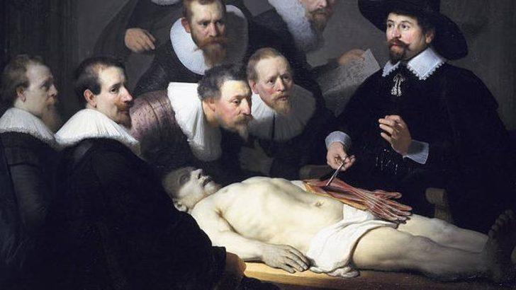 Rembrandt van Rijn'ın hayatı ve Rembrandt
