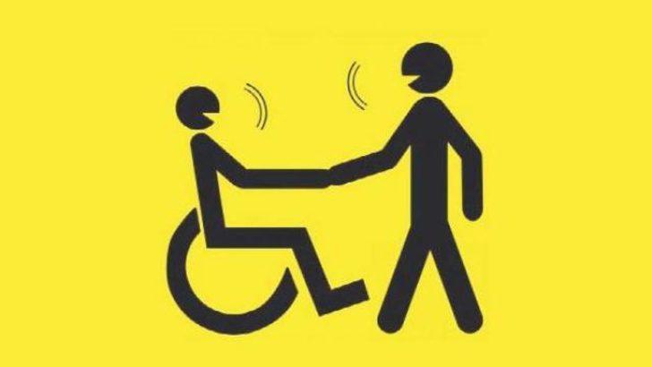 Engelliler için devletten film