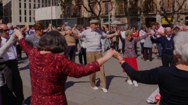 İspanya usulü 'halay'