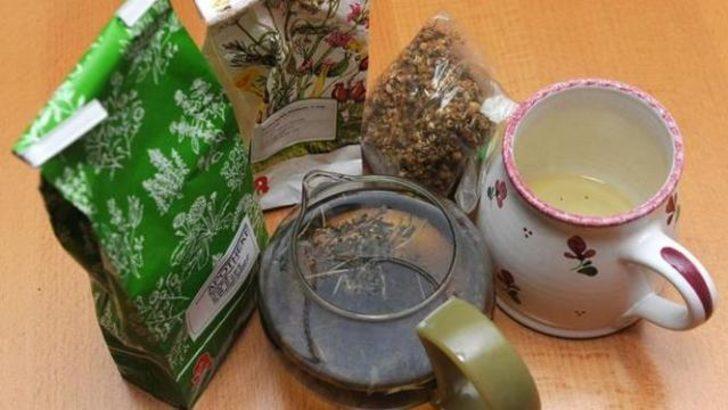 Bitki çayı için kanser uyarısı