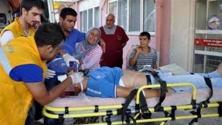 Ceylanpınar'da kurşunlar sınırı aştı: 2 ölü