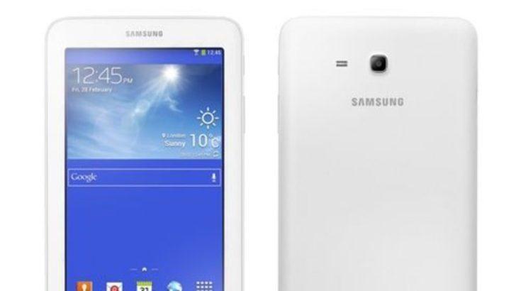 Galaxy Tab3 Lite Görücüye Çıktı