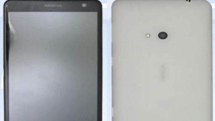 Nokia Lumia 625'in görüntüleri sızdırıldı