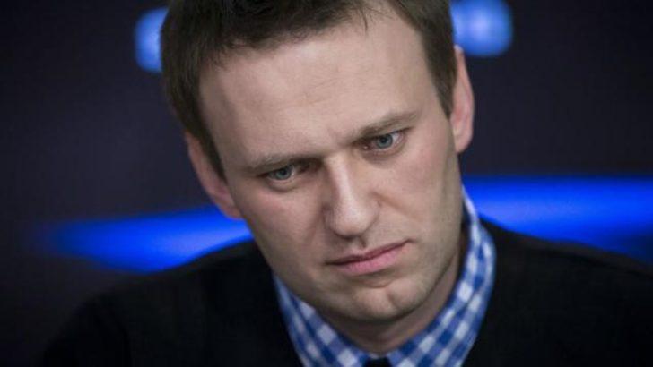 Rus muhalif lider Navalni Moskova'ya döndü