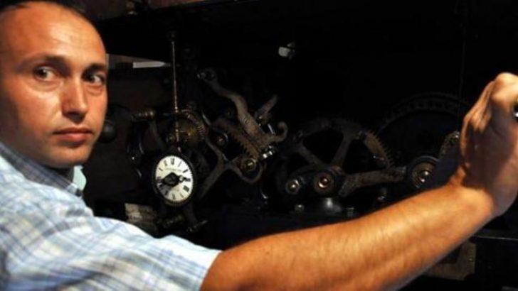 Koca Saat 186 yıldır çalışıyor