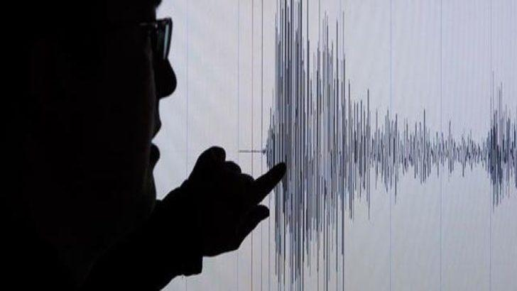 Japonları şoke eden deprem