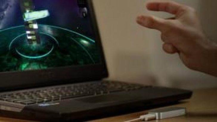 Bilgisayarda 'dokunmadan işlem' devri