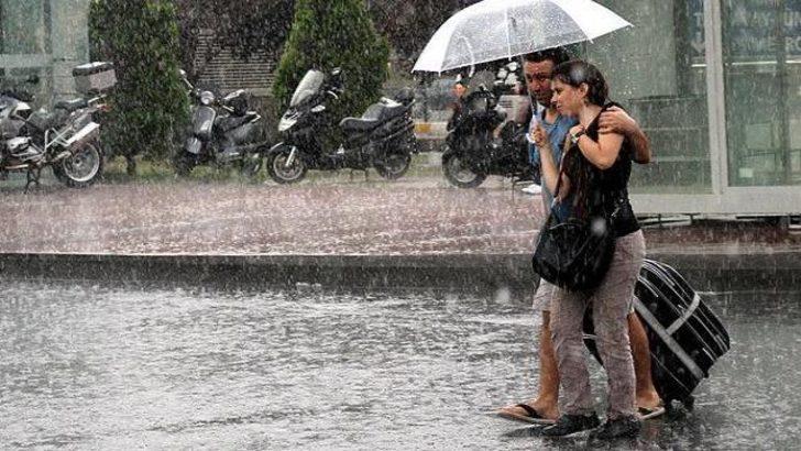 Meteoroloji açıkladı: Yağmur geliyor