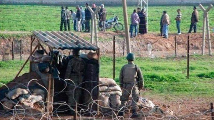 Sınırda 1000 kişiyle kaçakçılık: 1 kişi öldü
