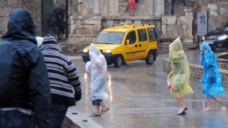 Dikkat: İstanbul'da sağanak yağış bekleniyor