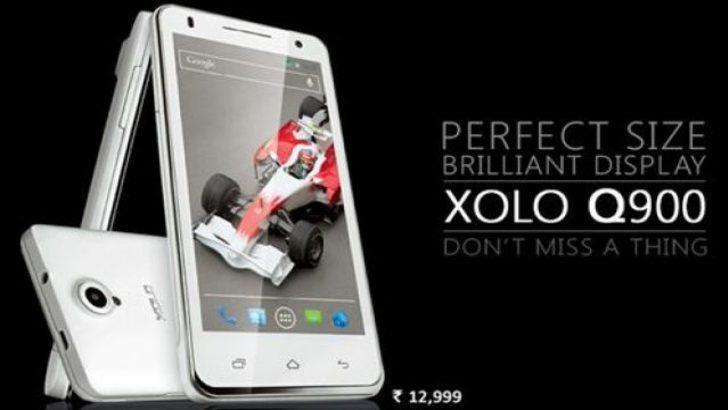 Hintli Xolo Q900'un satış fiyatı belli oldu