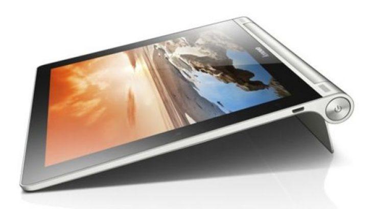 Lenovo yeni tabletlerini duyurdu