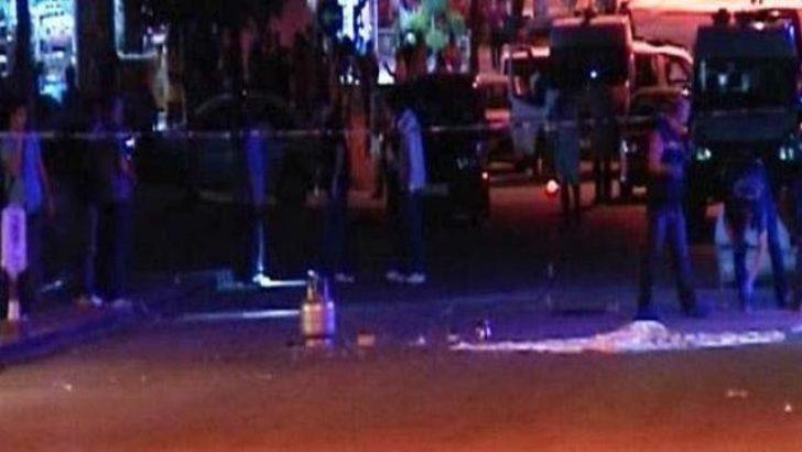 Silopi'de Emniyet'e bombalı saldırı