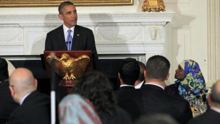 Obama'dan iftarda ayetli mesaj