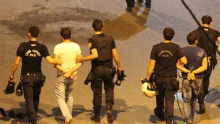 Gezi Parkı tutuklusu 8 kişi tahliye oldu