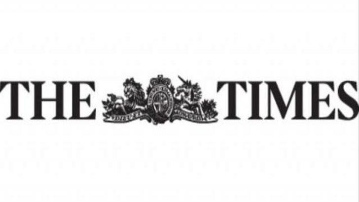 Times'a kınama mektubu!