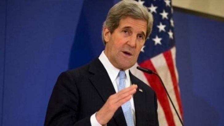 John Kerry: 'Kimyasal silah kesin'