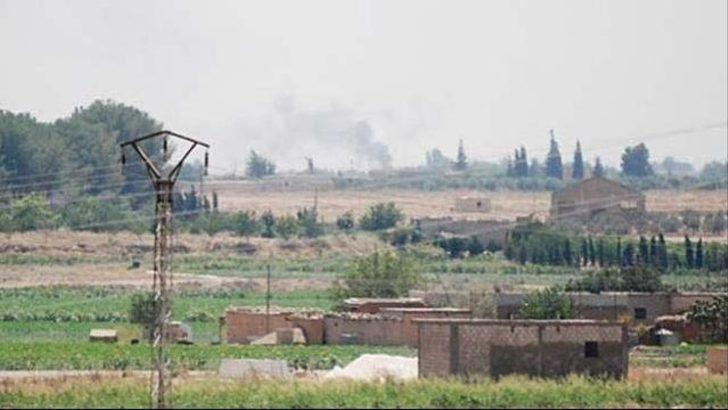 Suriye mermisi yine vurdu