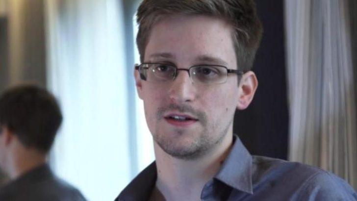 Snowden'in esareti bitti
