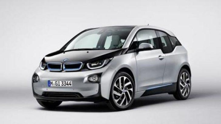 BMW de elektrikli otomobil arasında