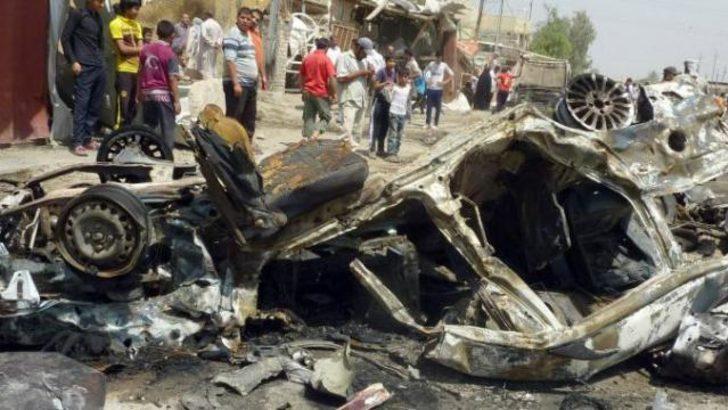Irak'ta Temmuz bilançosu: 1057 ölü