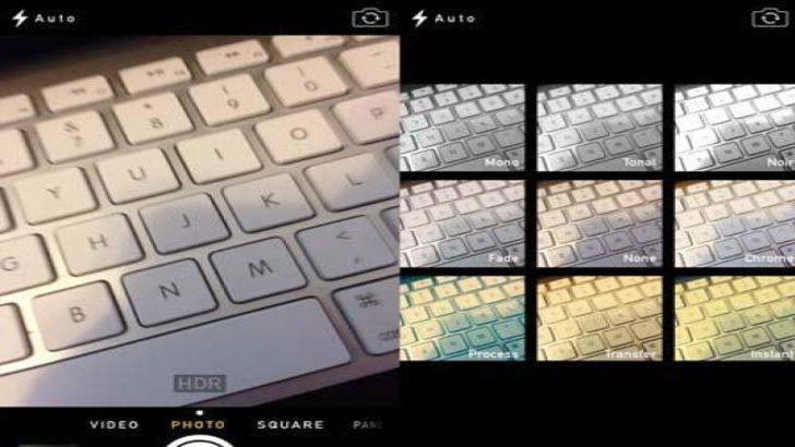 iOS 7′de iPhone 4S'e sürpriz