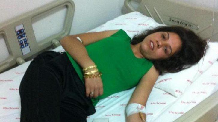 Uyku ilaçlı kaçış planı hastanede bitti