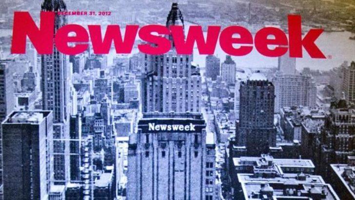 Newsweek dijital yayıncı IBT Media'ya satıldı