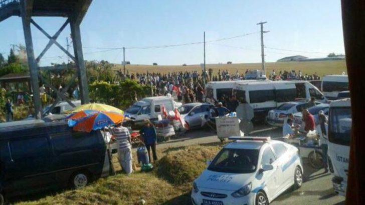 Silivri'de DHKPC alarmı