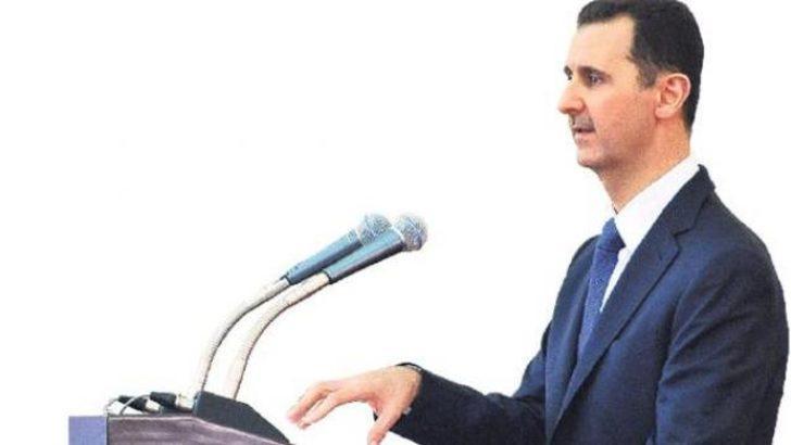 Beşar Esad gün sayıyor