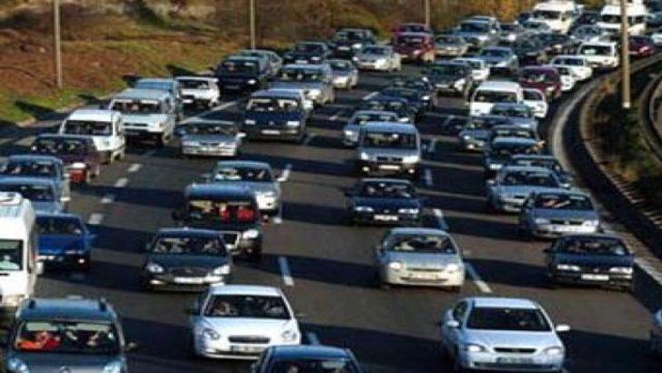Trafikte hayata tutunmanın mesafesi 46 metre