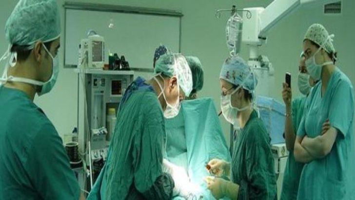 Tıp literatürüne girecek ameliyat