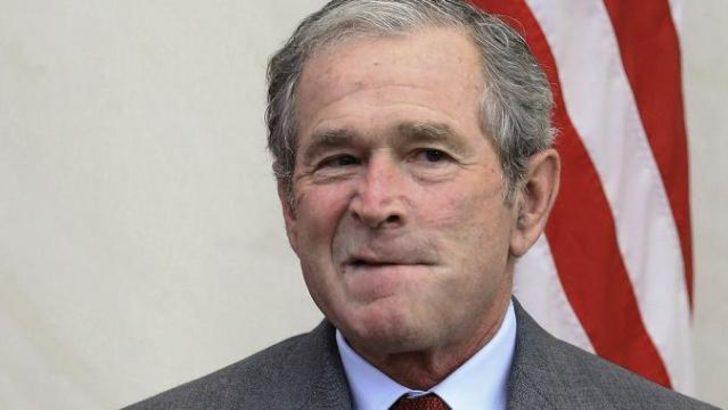 ABD Eski Başkanı George W Bush'a stent takıldı