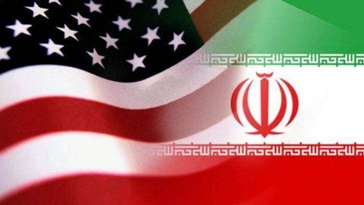 İran'dan ABD'ye mesaj!