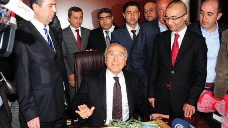 Aytaç Durak 4 yıl sonra başkanlık koltuğunda