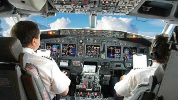 THY pilotu uçakta sara krizi geçirdi