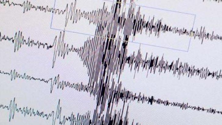 Kütahya'da 4.4 şiddetinde deprem
